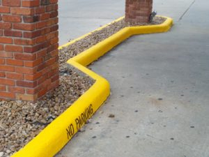 one stop curb painting services